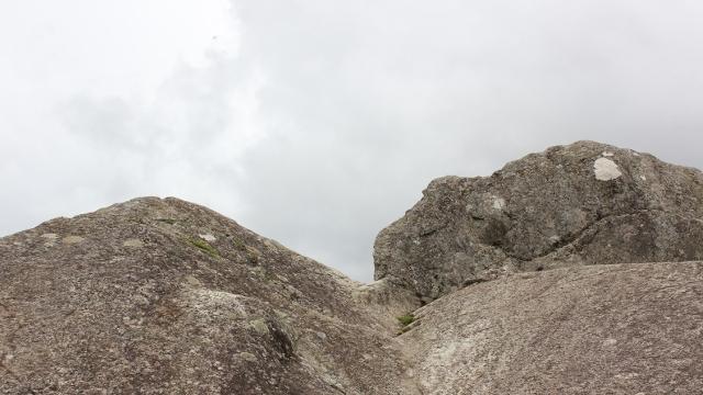Sleeping Woman, Machu Picchu