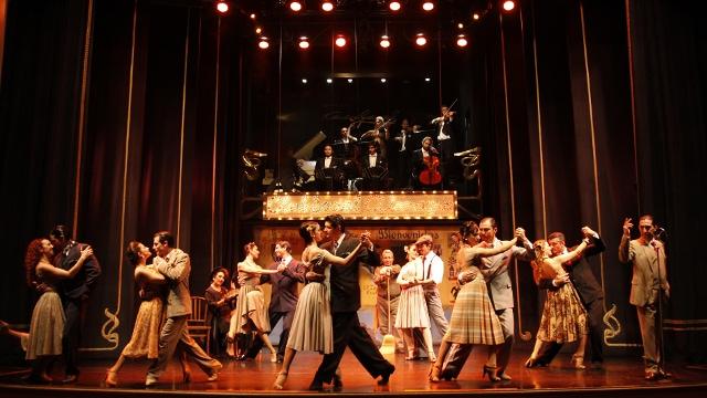 Esquina Carlos Gardel Tango Show in Buenos Aires