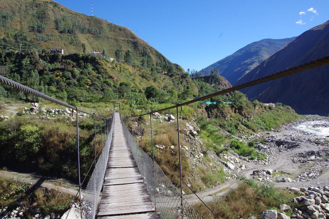 Salcantay Mountain Trail, Peru