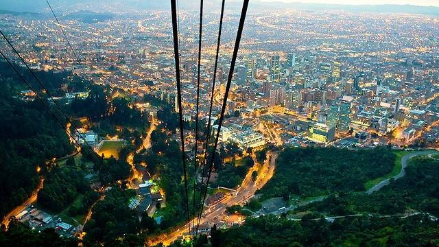 Monserrate Hill, Bogota