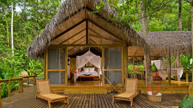 Honeymoon Suite Pacuare Lodge