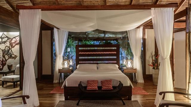 Pacuare Lodge Jaguar Villa Room