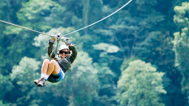 Monteverde Zip-Line