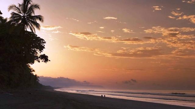 Osa Peninsula - Corcovado Beach