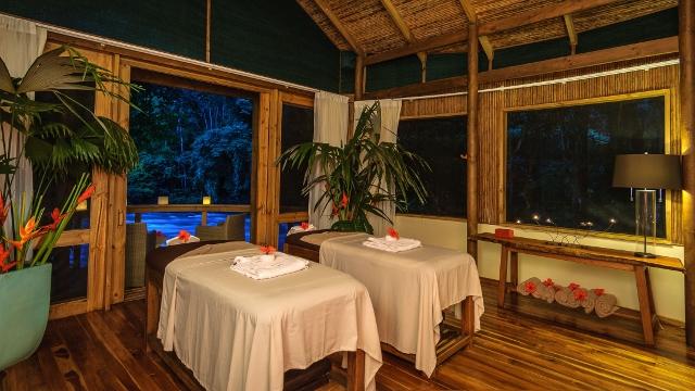 Pacuare Lodge Jawa Juu Spa