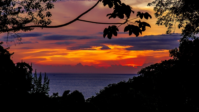 Sunset El Remanso