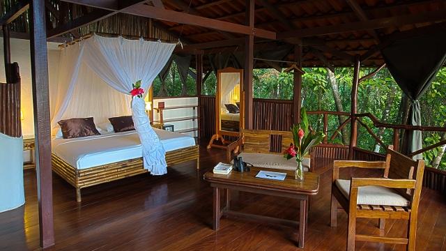 Deluxe Vainilla Cabin, El Remanso Lodge