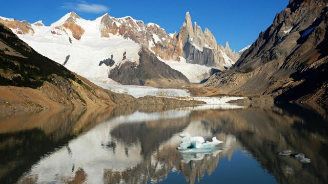 Laguna Torre & Cerro Torre, El Chalten