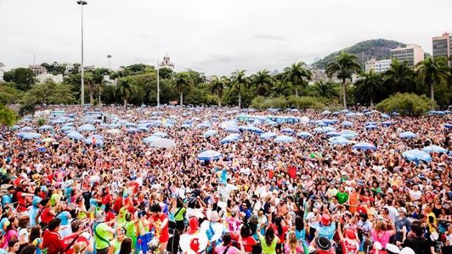 Bloco do Sargento Pimenta, Rio de Janeiro