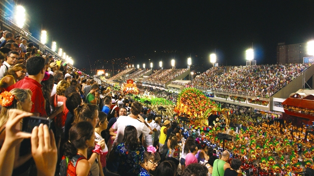 Rio de Janeiro Sambadrome