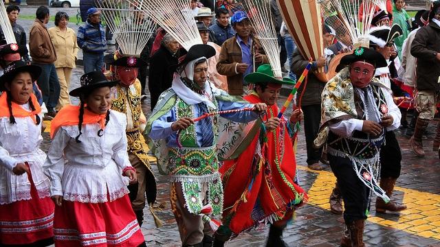 Cusco Christmas Day