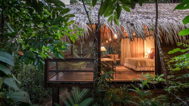 Anavilhanas Jungle Lodge, Brazilian Amazon