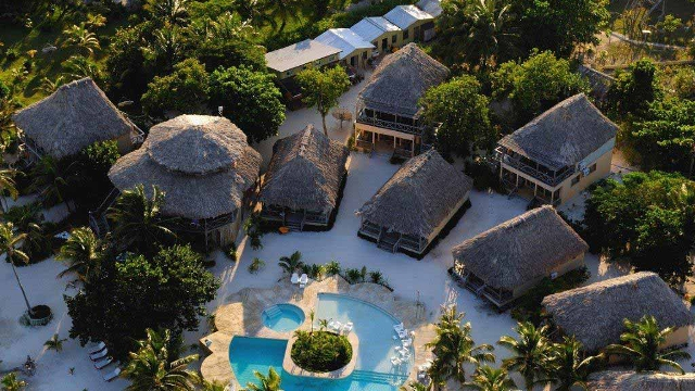 Portofino Beach Resort, Ambergris Caye, Belize