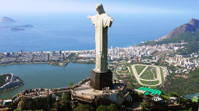 Christ the Redeemer Statue, Rio de Janeiro
