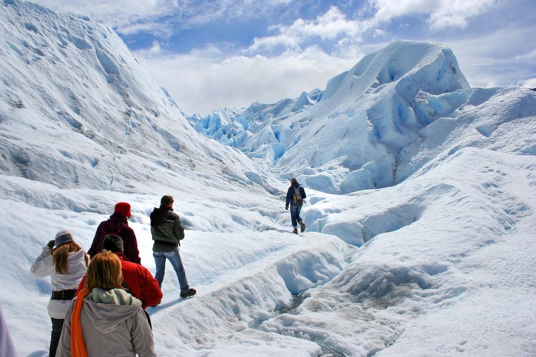 Mini-Trekking Perito Moreno Glacier, Argentina