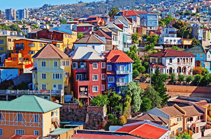 valparaiso colorful