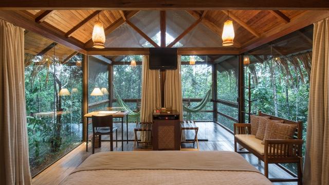 Anavilhanas Lodge, Brazilian Amazon
