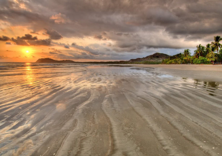 Costa Rica Travel Guide Samara Beach