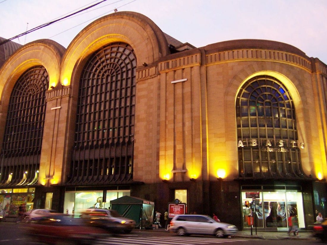 Abasto Shopping Mall in Buenos Aires