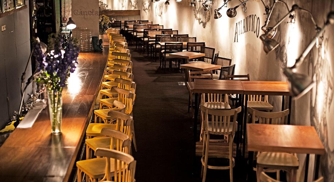 Floreria Atlantico speakeasy bar in Buenos Aires