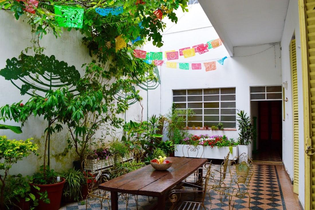 Colectivo Felix Closed Door Restaurant in Buenos Aires