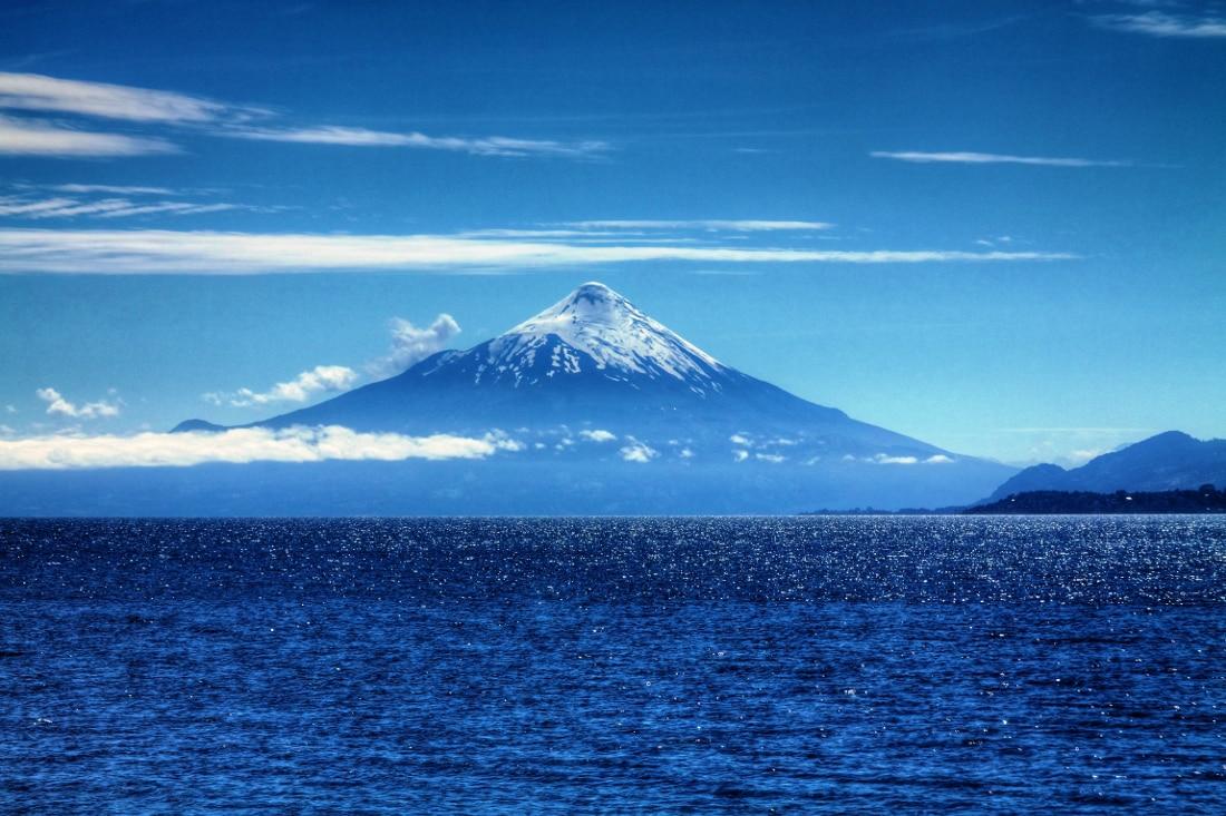 Volcano Osorno, Puerto Varas