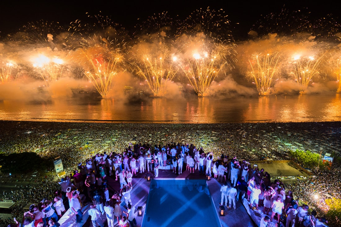 Christmas & New Year's Eve in South America