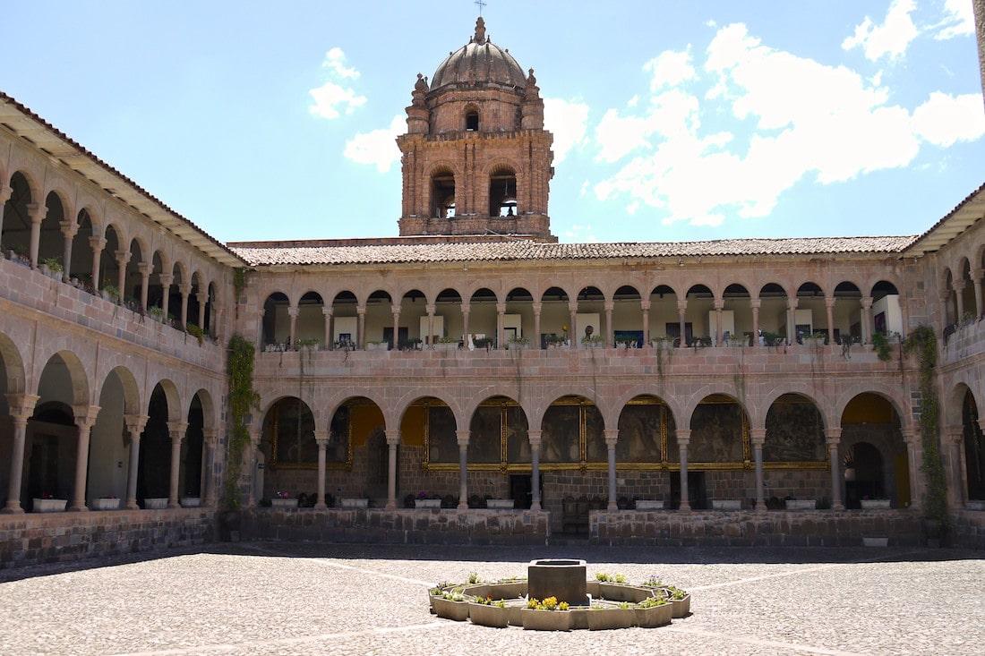 Qorikancha Temple, Cusco