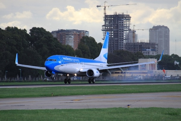 Aerolineas Argentinas Travel Guide Argentina