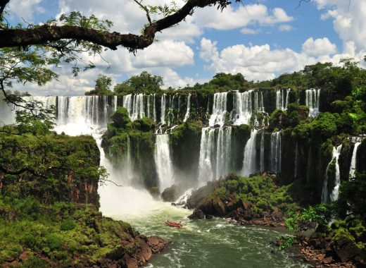 South America Travel Ideas - A month by month guide blog