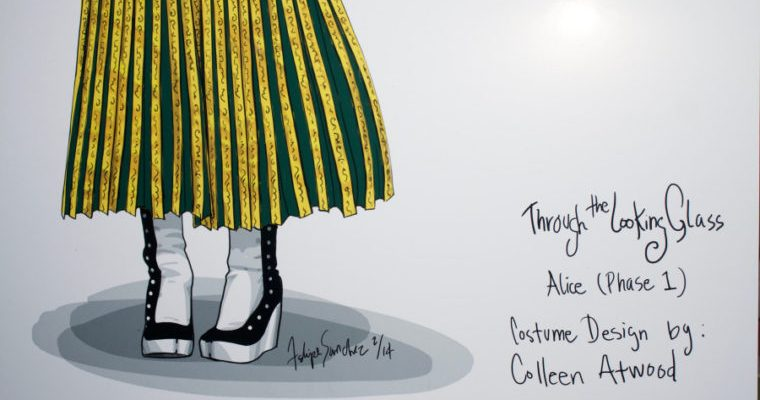 A Conversation With Colleen Atwood: Iconic Costume Designer