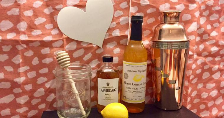 The Cocktail That Will Spice Things Up This Valentine's Day