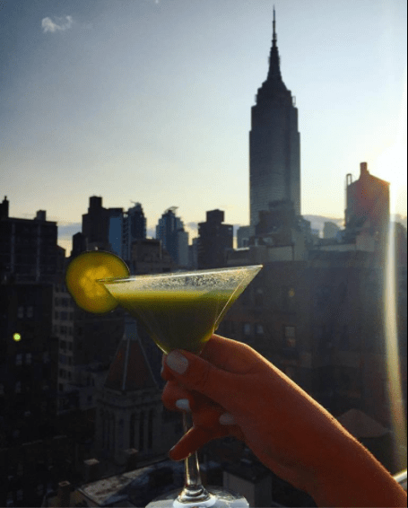 kale-cucumber-martini-nyc-rooftop