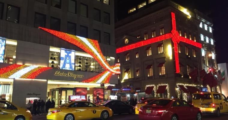 Celebrating the Holidays in New York City