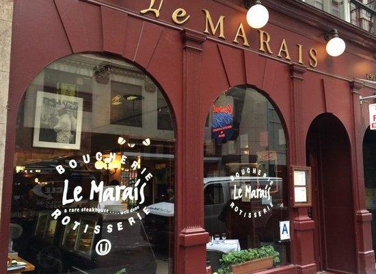 Restaurant Review – Le Marais Steakhouse