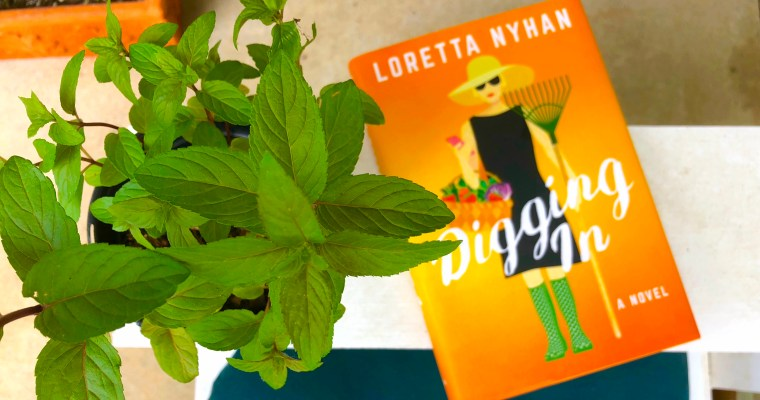 Book Review – Digging In by Loretta Nyhan