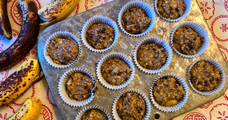 Vegan Gluten-Free Chocolate Chip Banana Bread