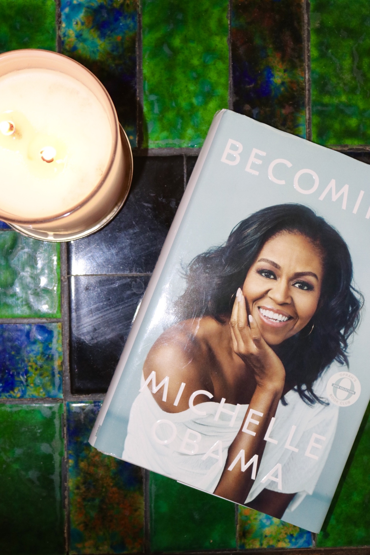 Book Review – Becoming by Michelle Obama