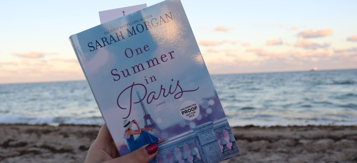 Book Review: One Summer In Paris by Sarah Morgan