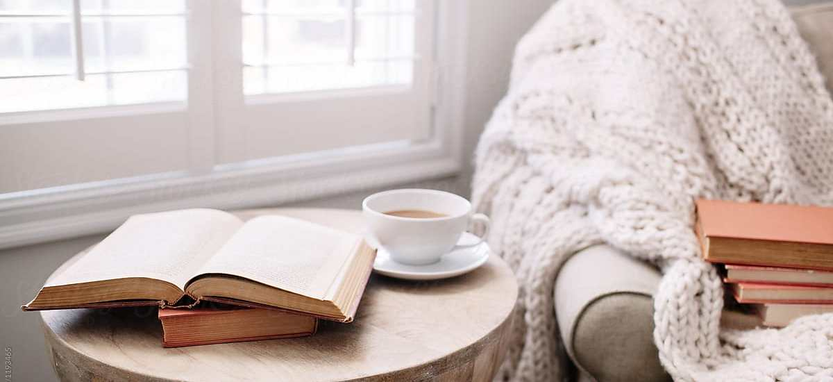 5 Books To Read While On Self-Quarantine