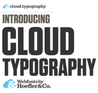 cloud.typography