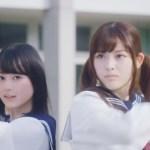 からあげ姉妹の生田絵梨花(左)と松村沙友理