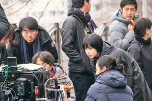映画「さんかく窓の外側は夜」に出演した平手友梨奈