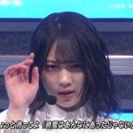 Mステに出演し、「BAN」をテレビ初披露した櫻坂46