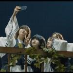 欅坂46東京ドーム公演のオフショット