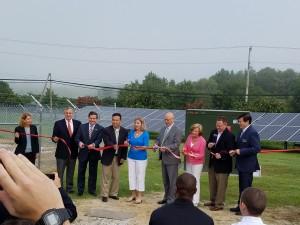 Anne Arundel County Public Schools Solar Plant