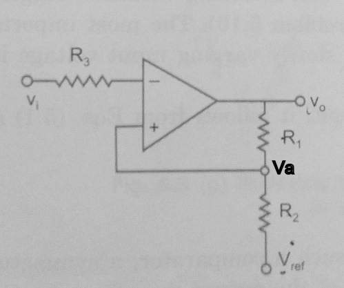 small resolution of the major application of this comparator is to overcome the noise voltages which reduced the problem with zero crossing detector circuit it converts the