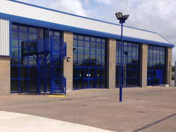 industrial south west builder