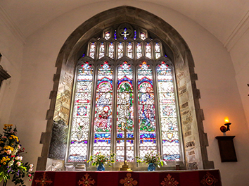 St Pol de Leon Church Restoration – Paul, Cornwall