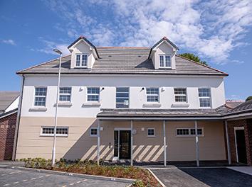 New Family Homes Built in Plymstock